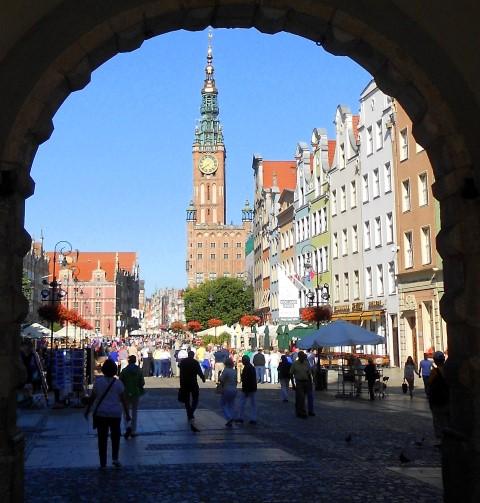 groene poort gdansk